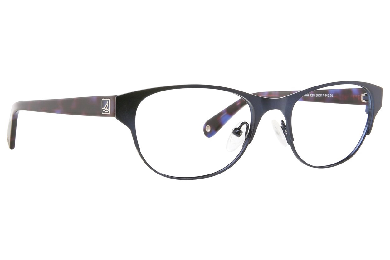 Sperry Top-Sider Cape May Blue Glasses