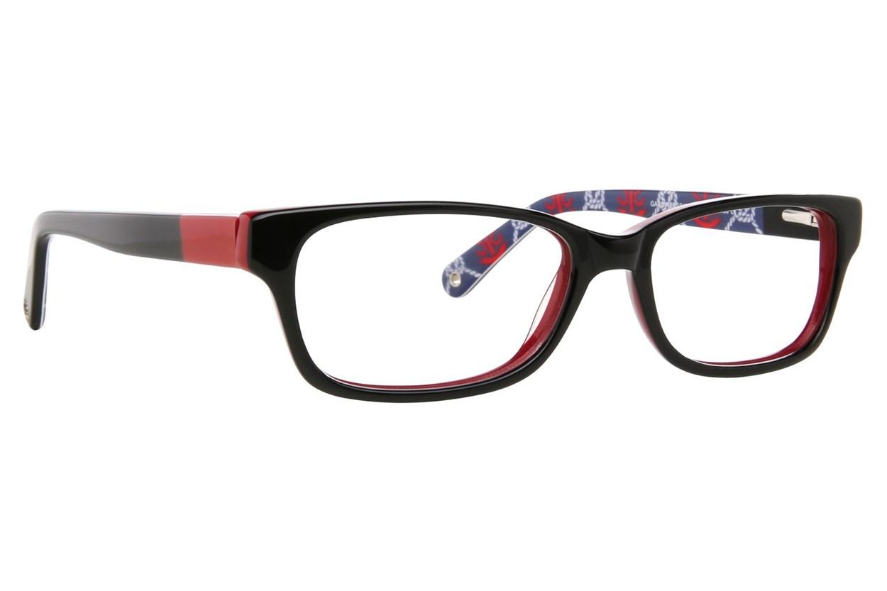 Sperry Top-Sider Gardiners Bay Black Glasses