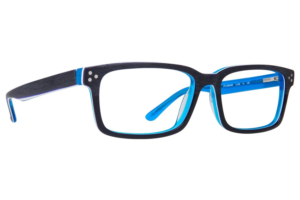 Randy Jackson RJ 3028 Blue Glasses