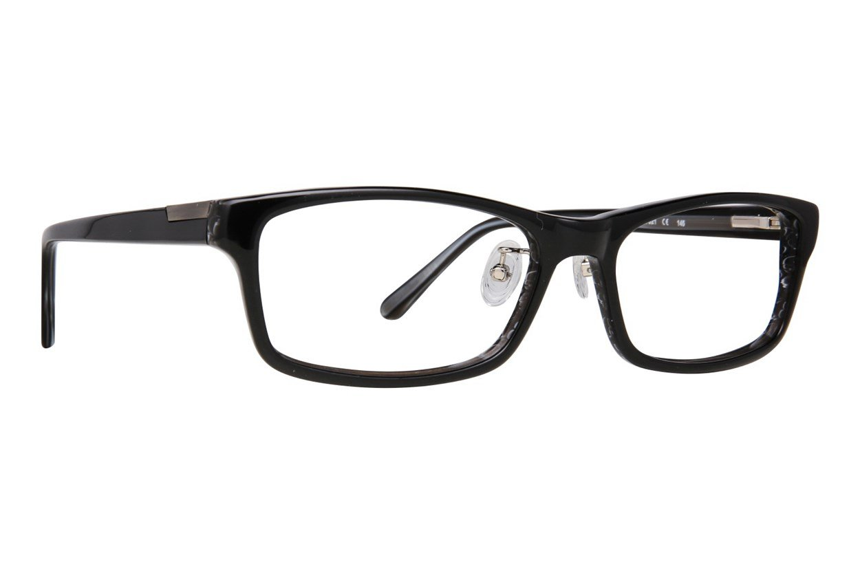 Randy Jackson RJ 3030 Eyeglasses - Black