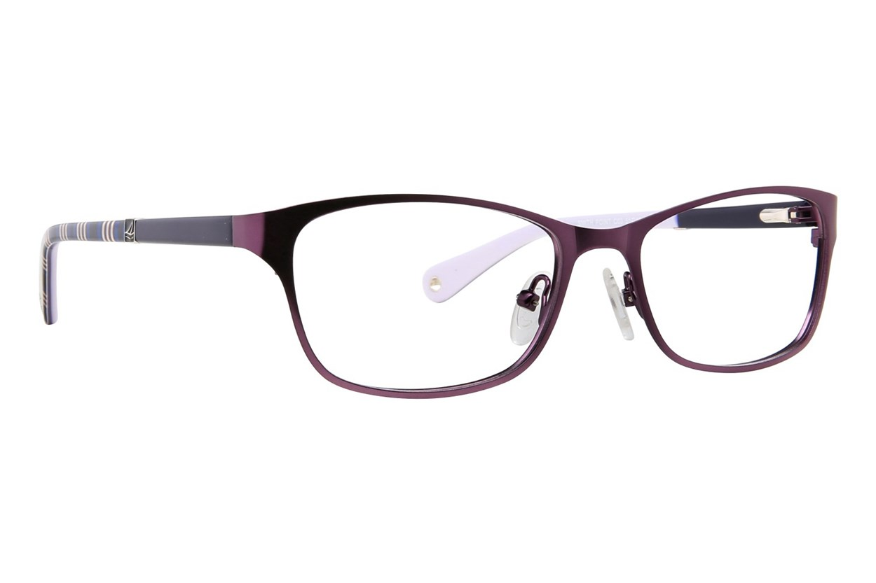 Sperry Top-Sider Smith Point Purple Glasses