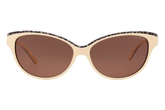 Ann Taylor AT505 White Sunglasses