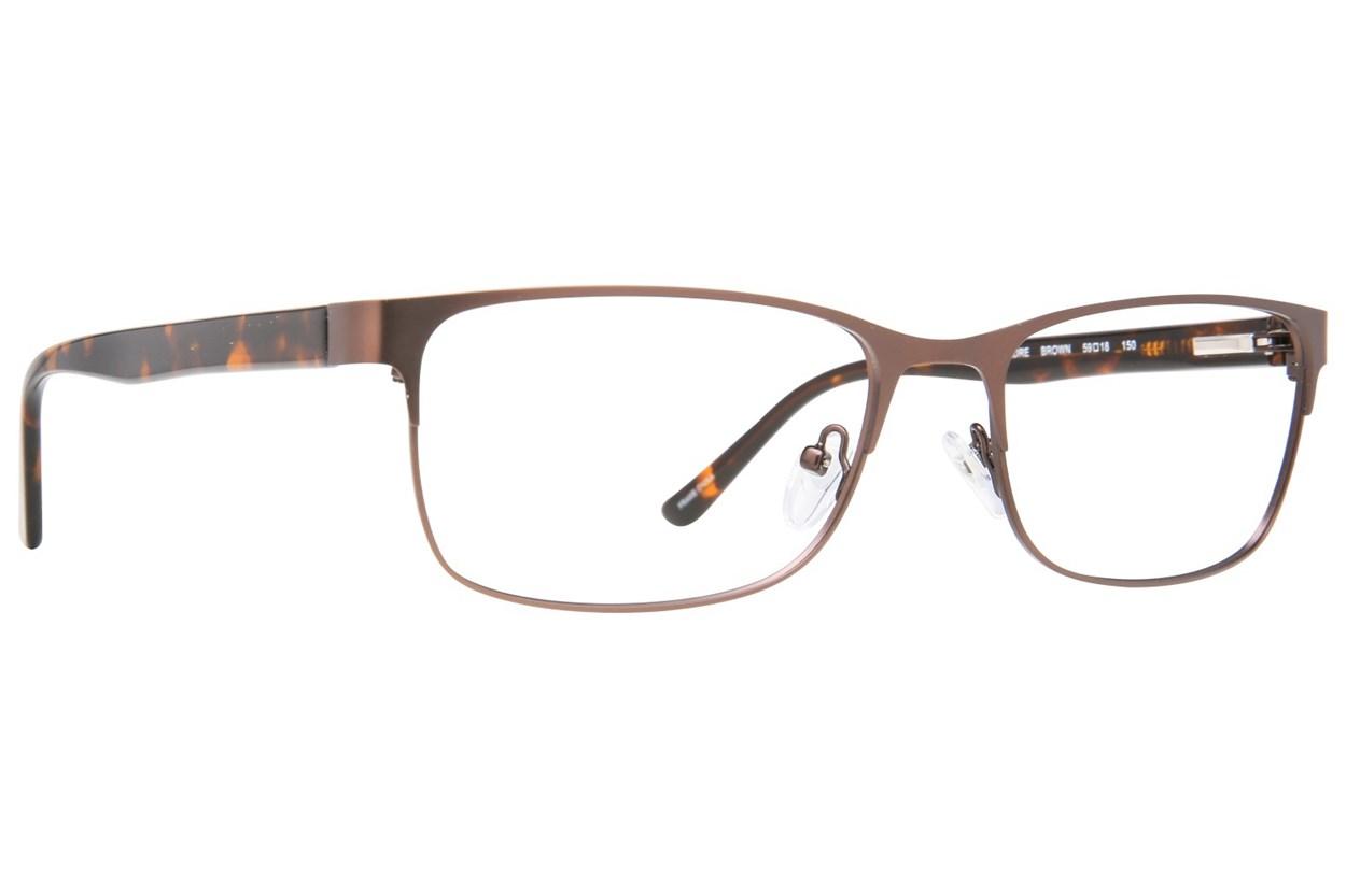 Maxx Eyewear Andre Brown Glasses