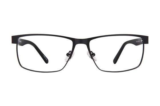 Maxx Eyewear Arnold Black Glasses