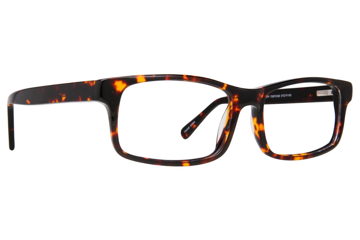 Maxx Eyewear Jeff Tortoise Glasses