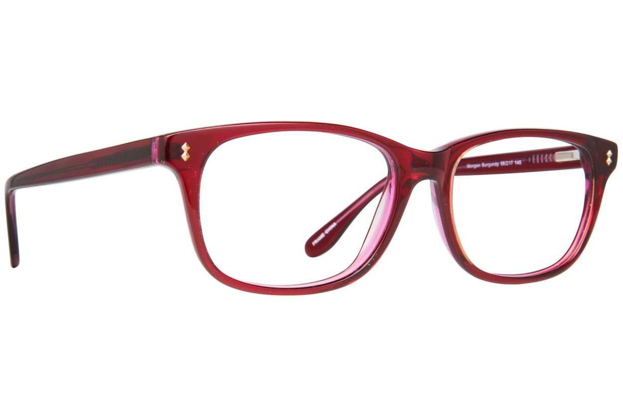 Maxx Eyewear Morgan Red Glasses