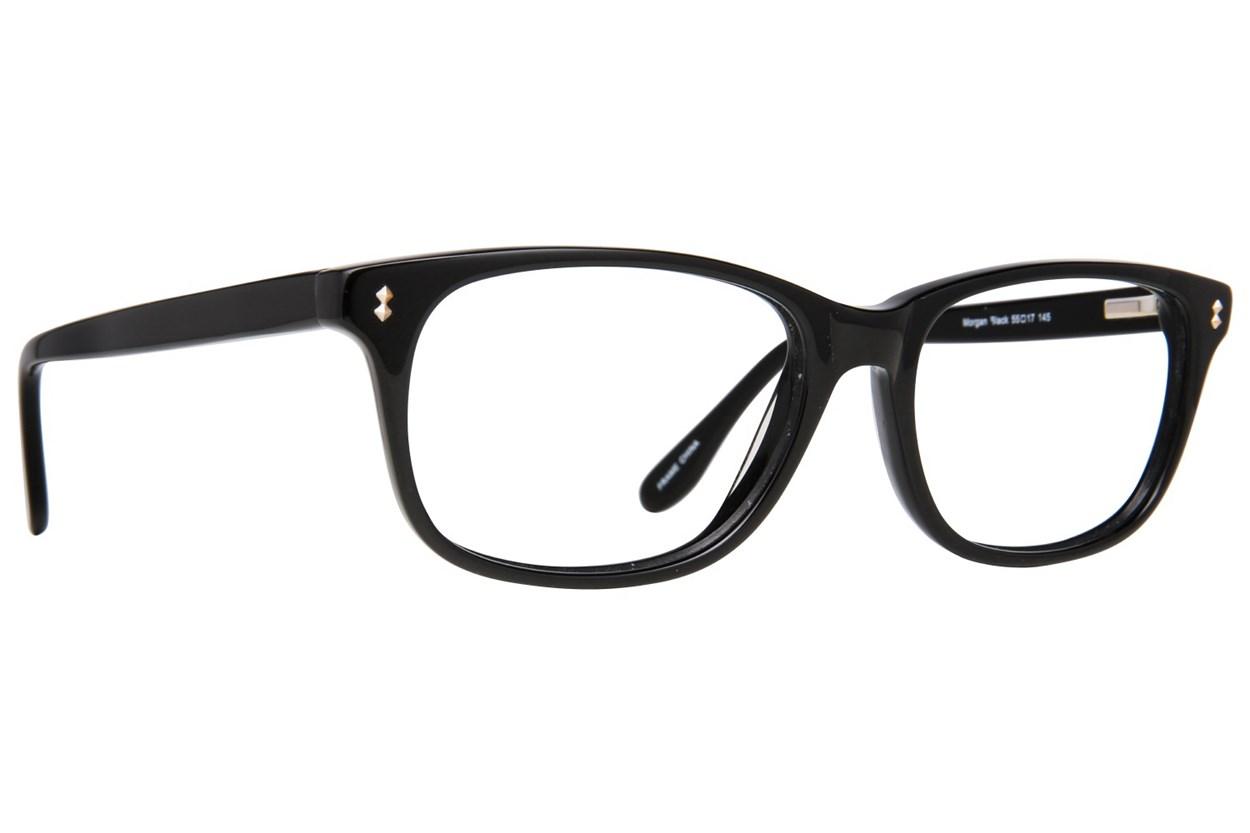 Maxx Eyewear Morgan Black Glasses