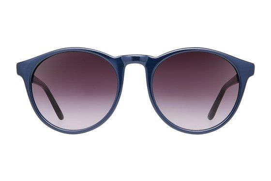 Lunettos Casey Blue Sunglasses
