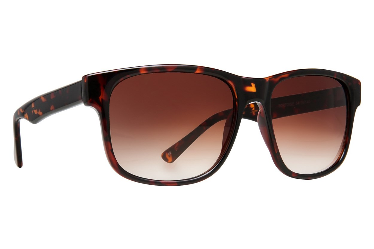 Lunettos London Tortoise Sunglasses