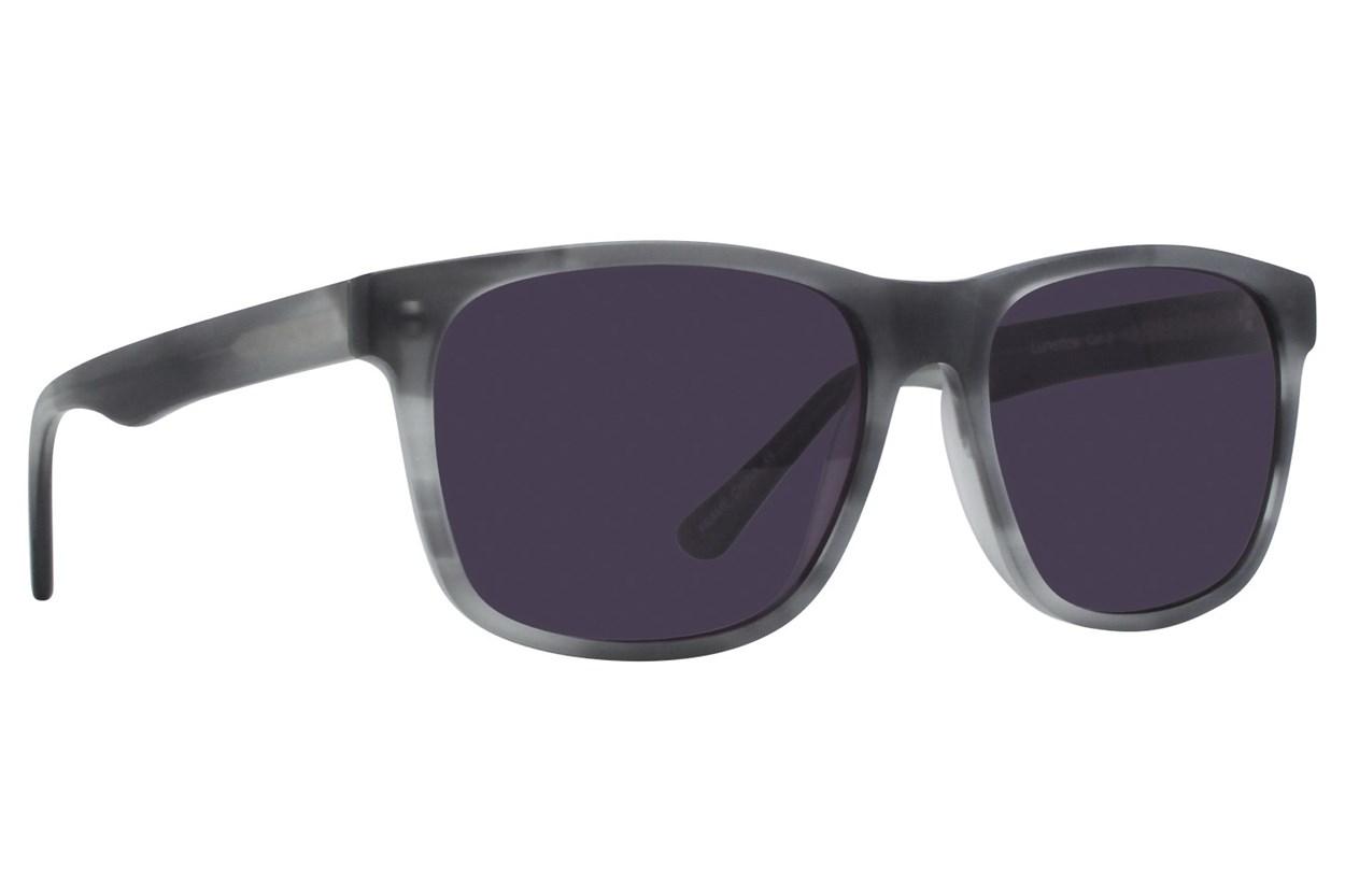 Lunettos London Gray Sunglasses