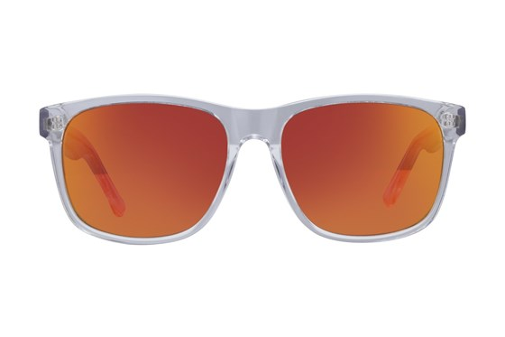 Lunettos London Clear Sunglasses