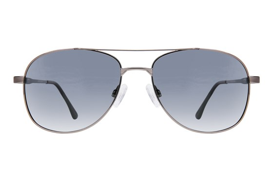 Lunettos Stanley Gray Sunglasses