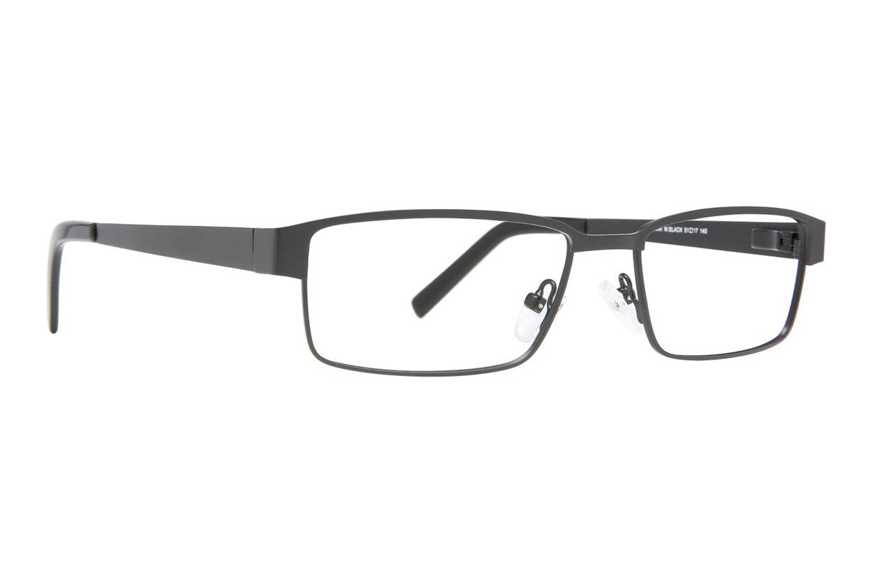 Eight To Eighty Eyewear Frank Eyeglasses - Black
