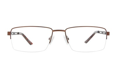 Eight To Eighty Eyewear New York Brown