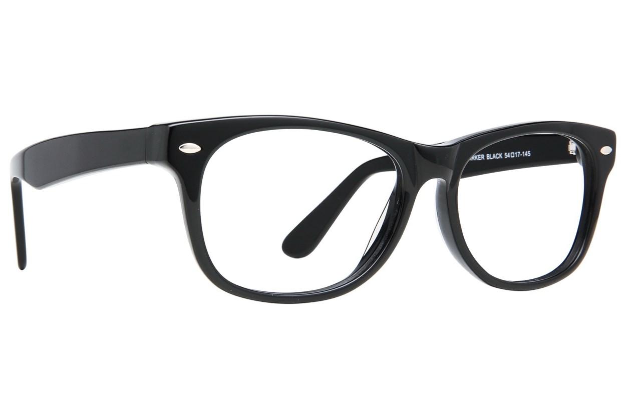 Eight To Eighty Eyewear Parker Black Glasses