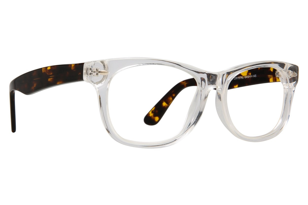 Eight To Eighty Eyewear Parker Clear Glasses