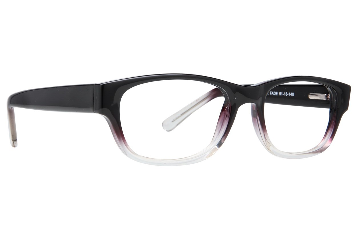 Affordable Designs Brooklyn Black Glasses