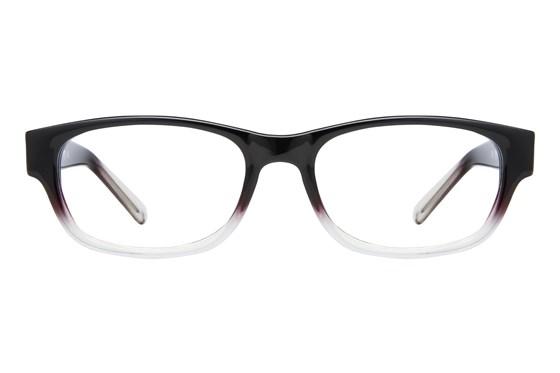Affordable Designs Brooklyn Black Glasses