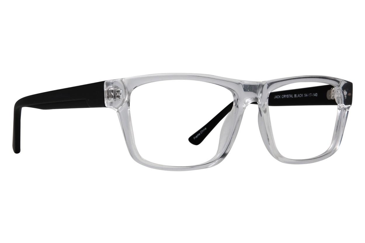 Affordable Designs Jack Clear Glasses