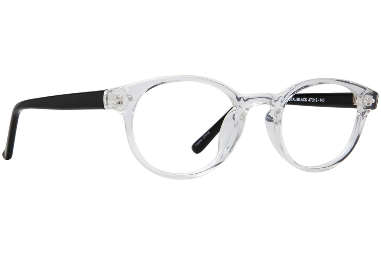 Affordable Designs Yale Black Glasses