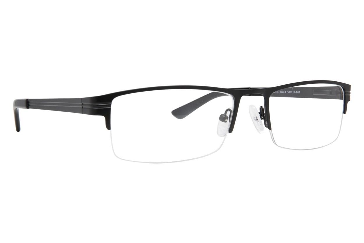 Eight To Eighty Eyewear Artie Black Glasses
