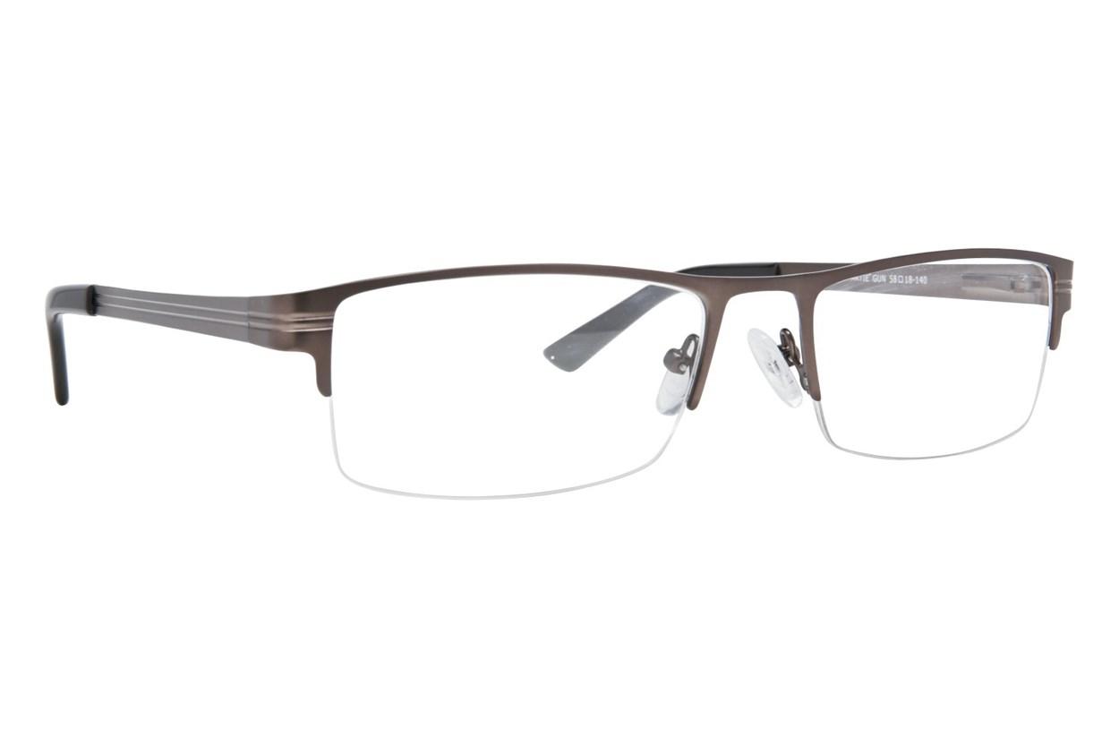 Eight To Eighty Eyewear Artie Gray Glasses