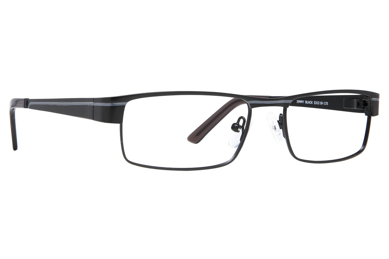 Eight To Eighty Eyewear Jimmy Black Glasses