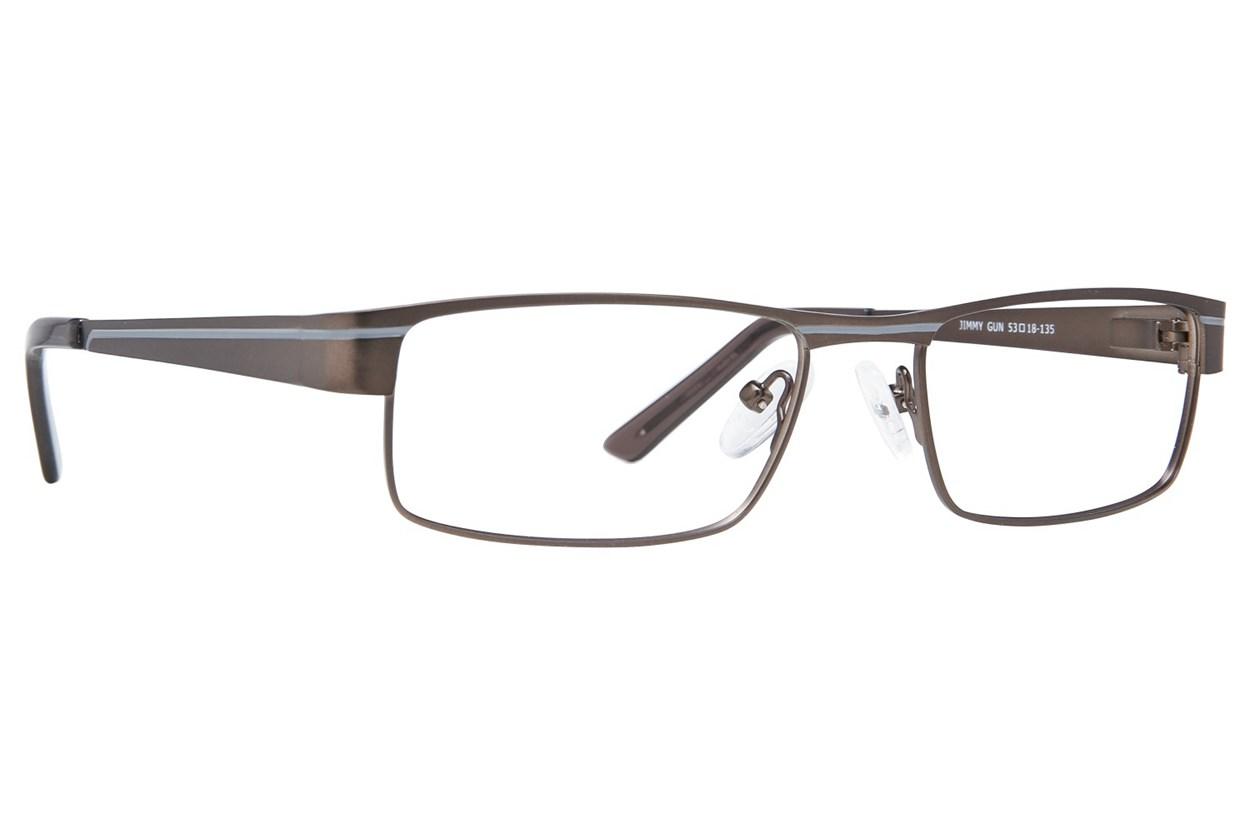 Eight To Eighty Eyewear Jimmy Gray Glasses