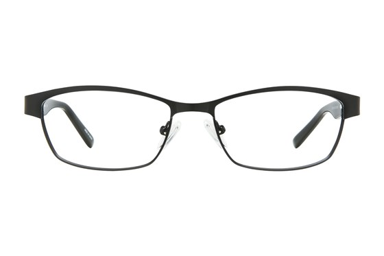 Eight To Eighty Eyewear June Black Glasses
