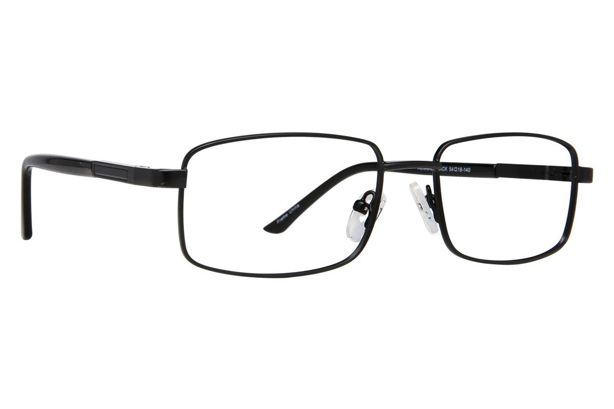 Affordable Designs Reggie Black Glasses