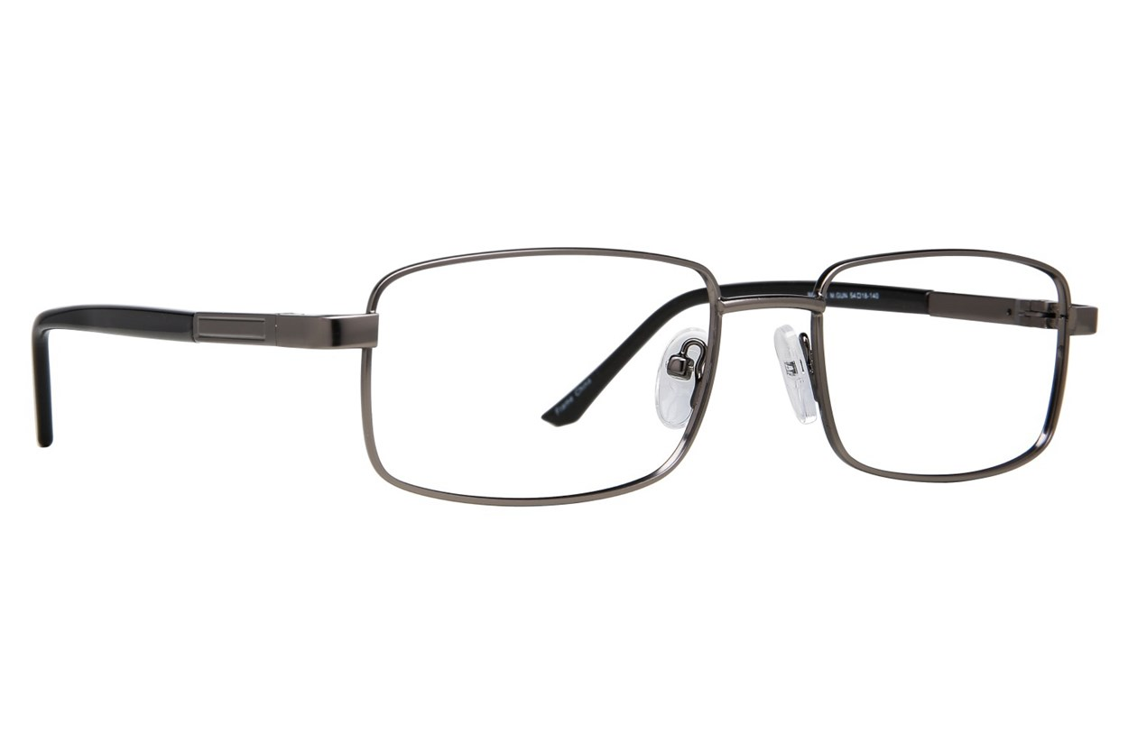 Affordable Designs Reggie Gray Glasses