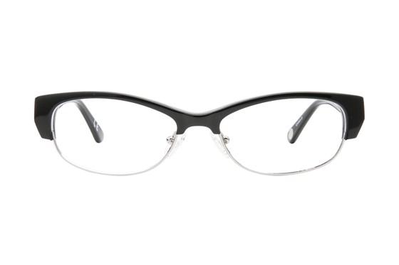 Corinne McCormack Delancey Black Glasses