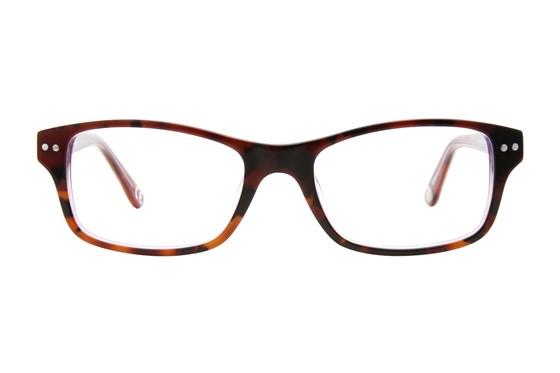 Corinne McCormack Rivington Purple Glasses