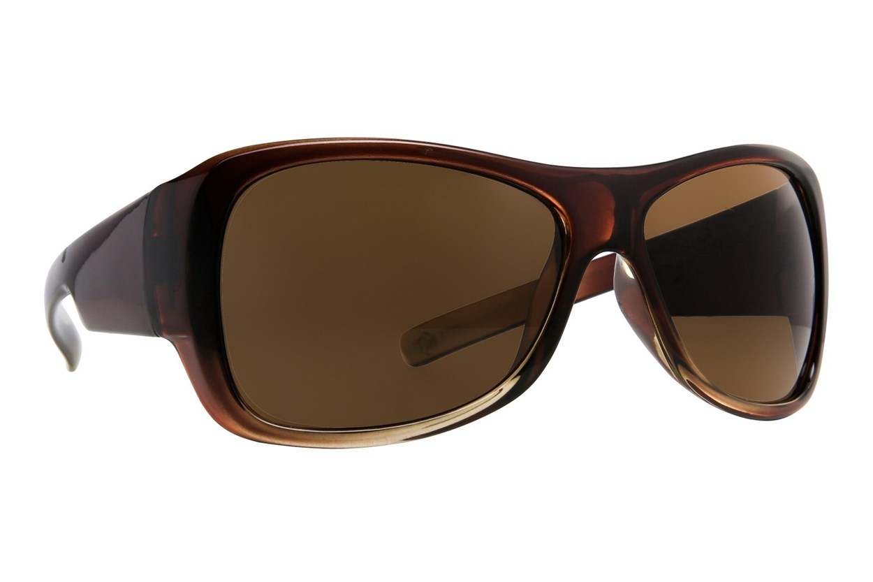 DNA 1013 Brown Sunglasses
