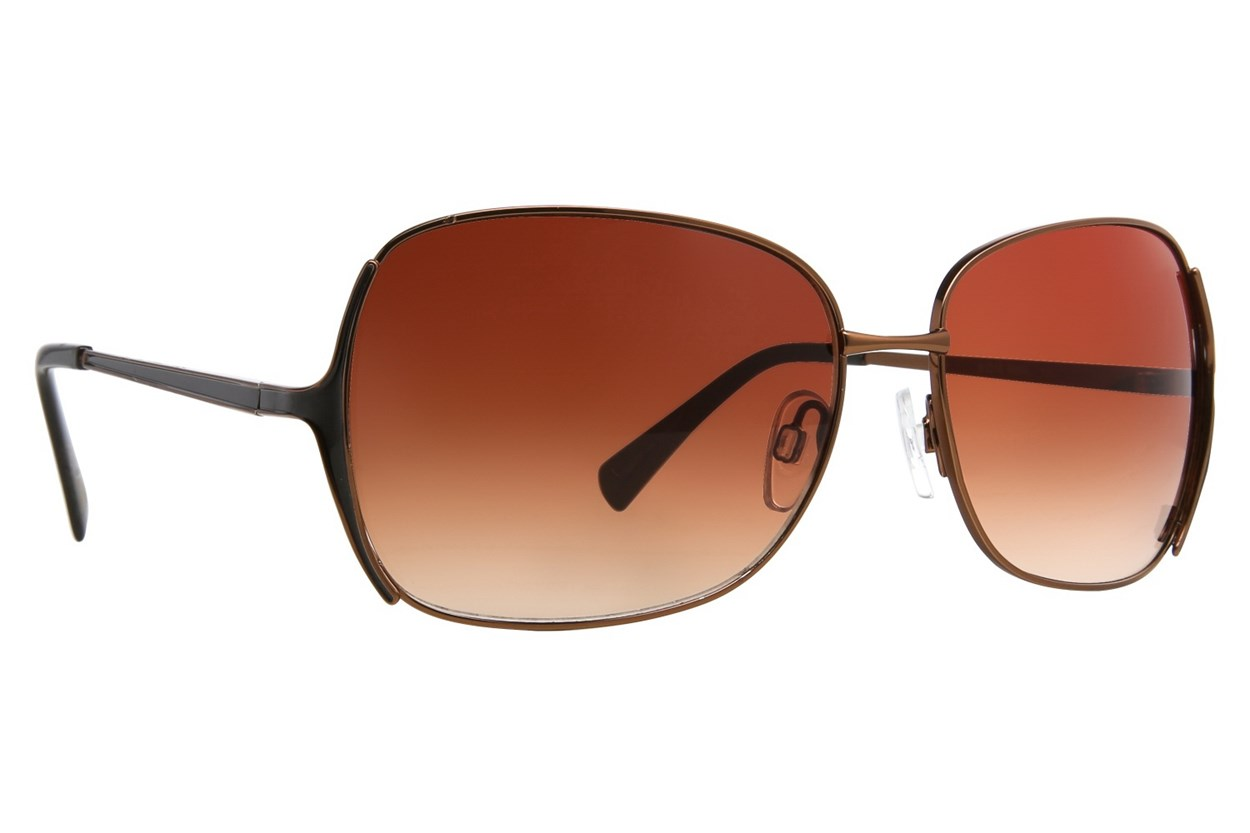 DNA 1016 Brown Sunglasses