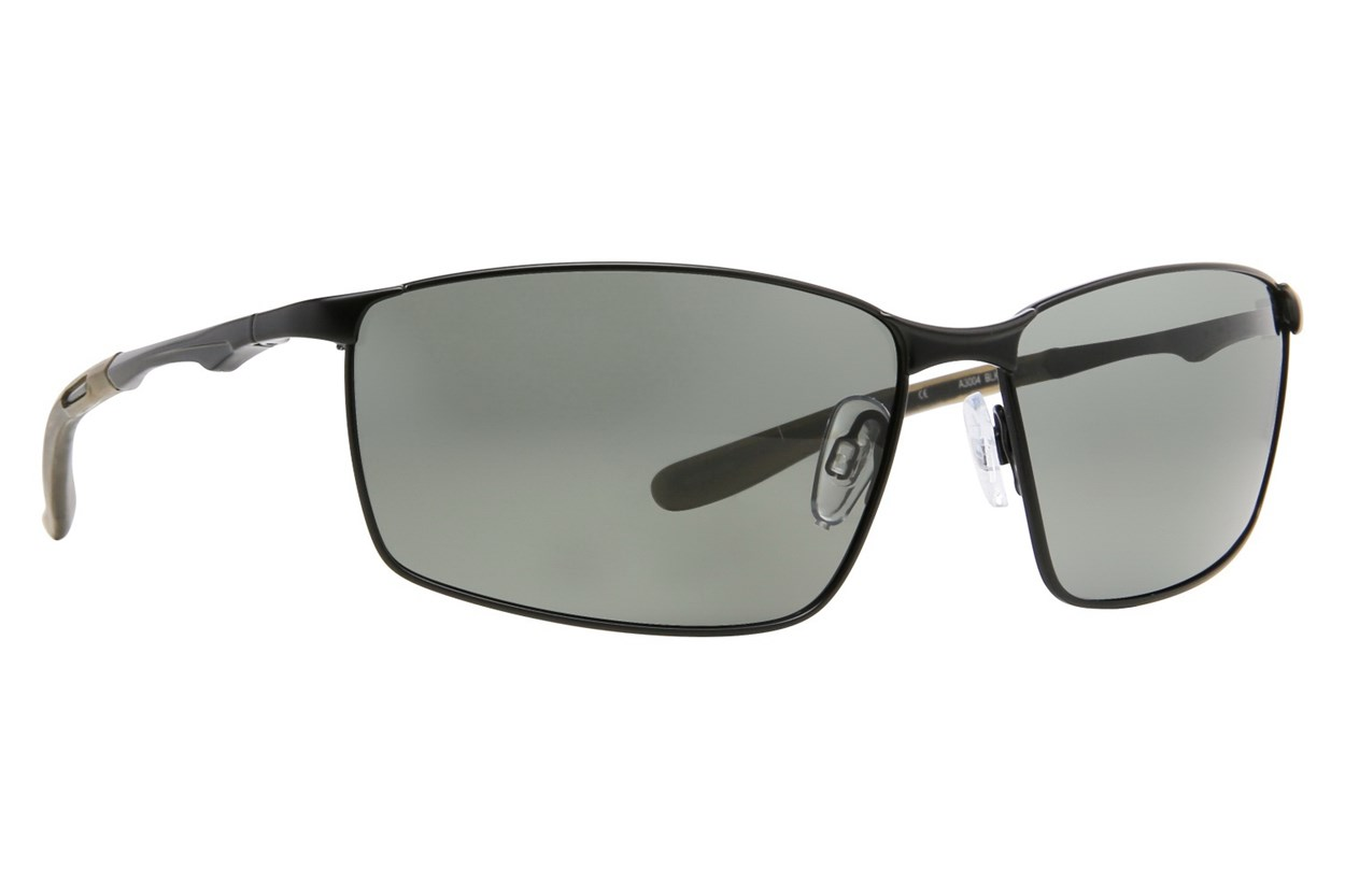 DNA 3004 Sunglasses - Black