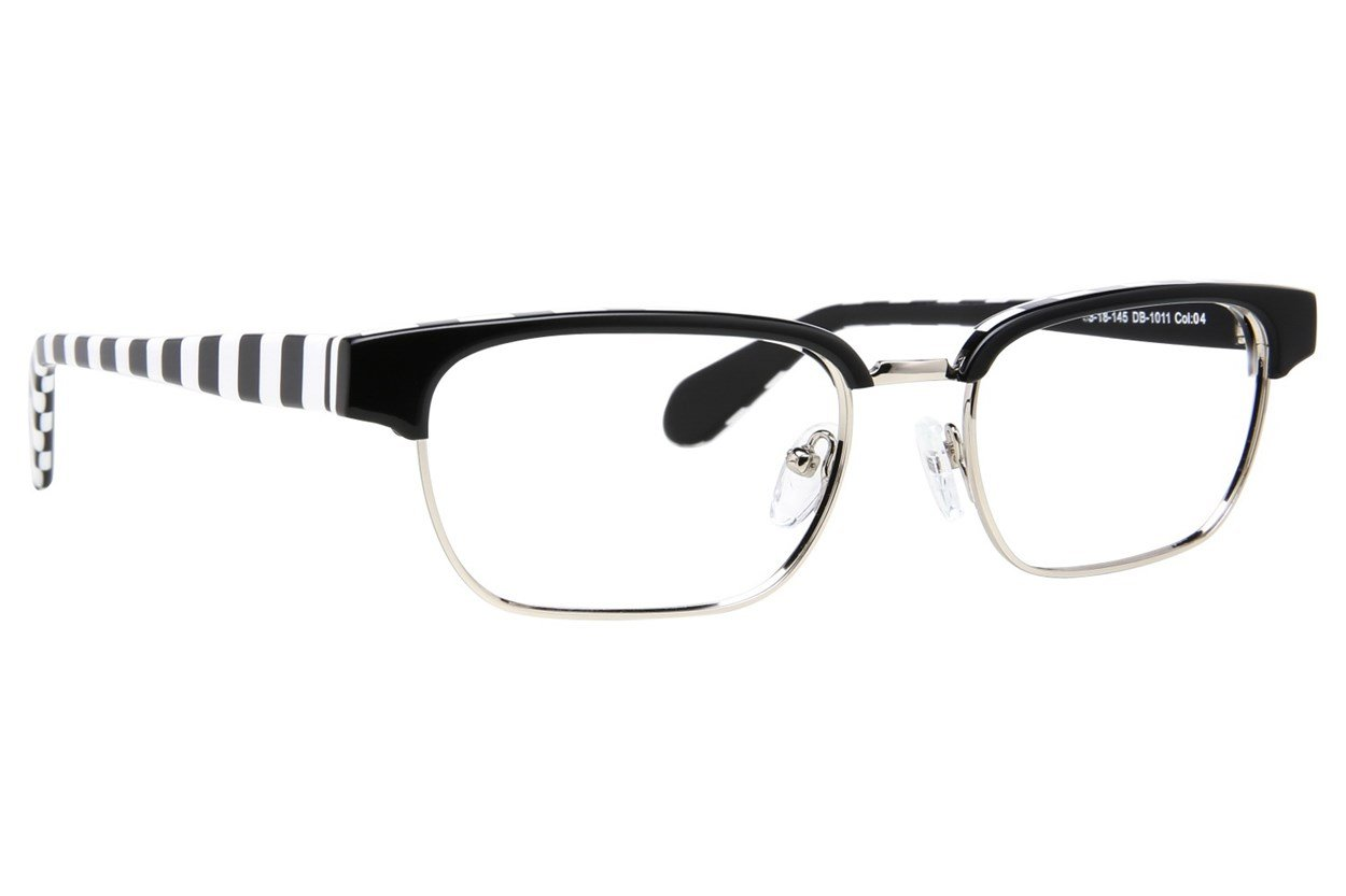 Blakened DB1011 Black Glasses