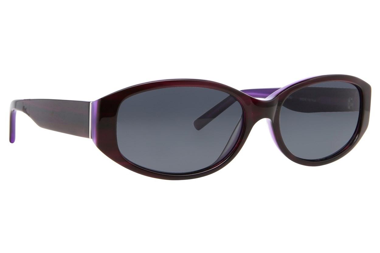 Moda 100 Purple Sunglasses