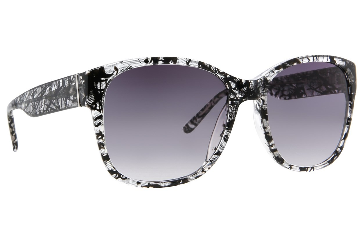 Moda 107 Black Sunglasses