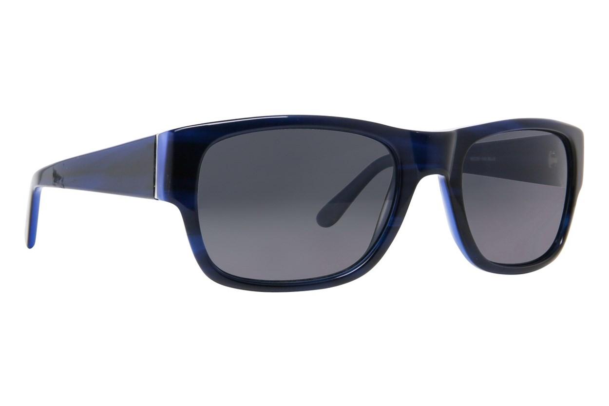 Moda 201 Blue Sunglasses