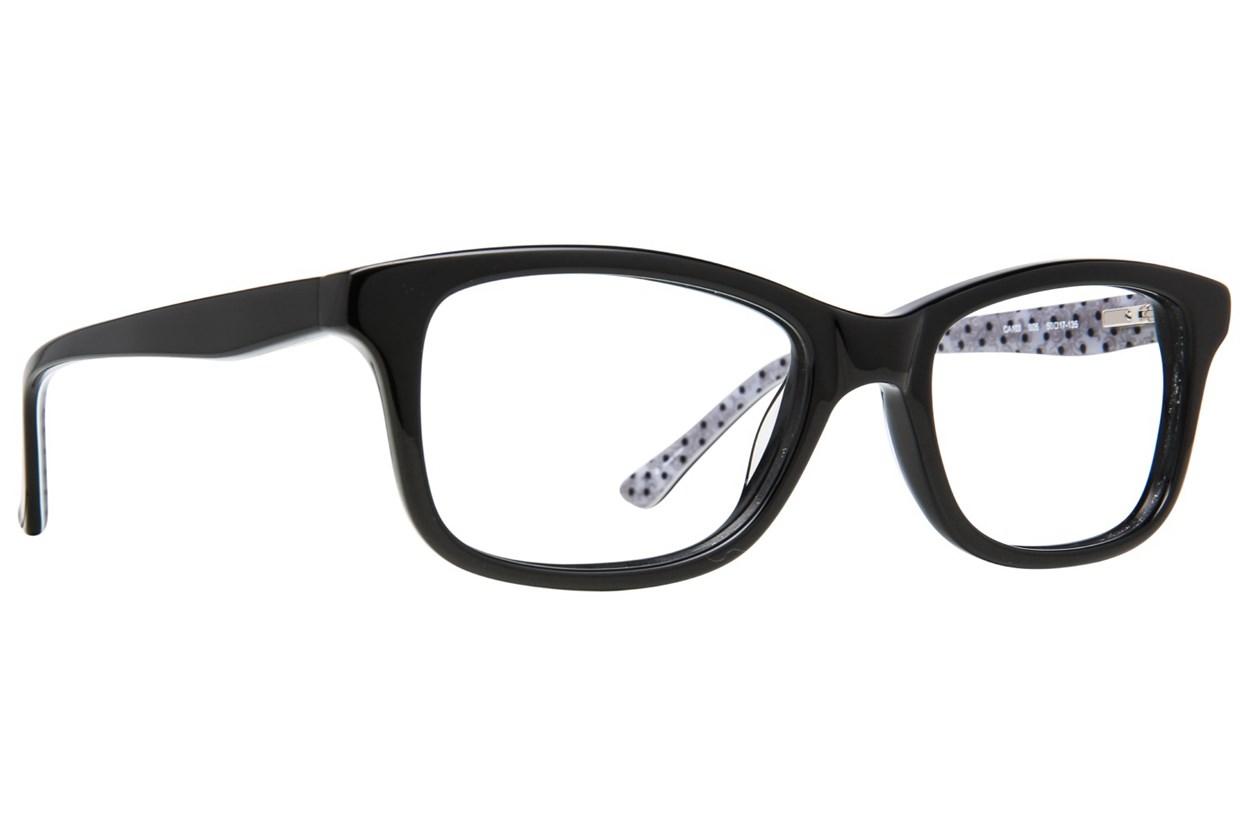 Candie's CA0103 Black Glasses
