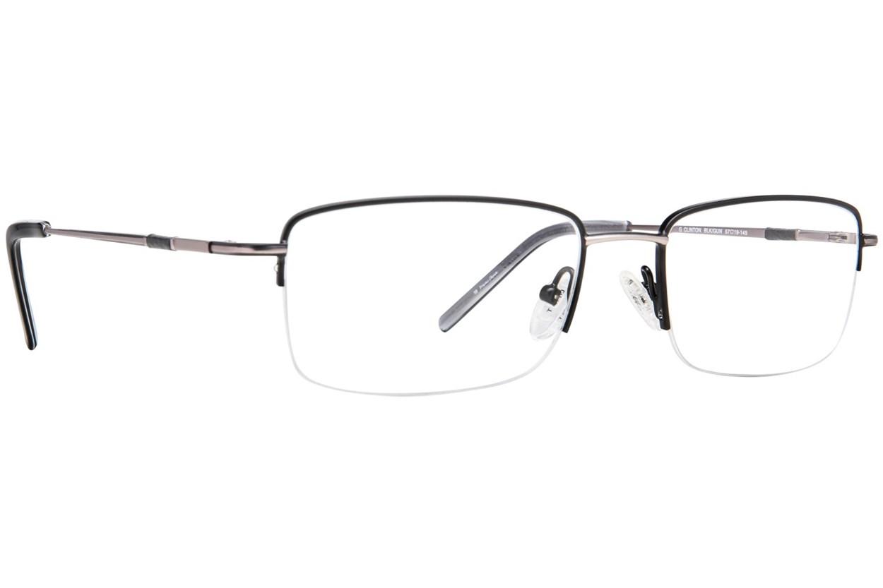 Gant Clinton Black Glasses