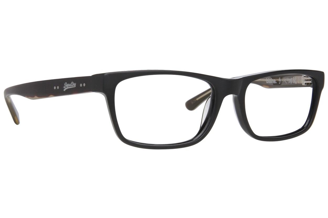 Superdry Blaine Black Glasses