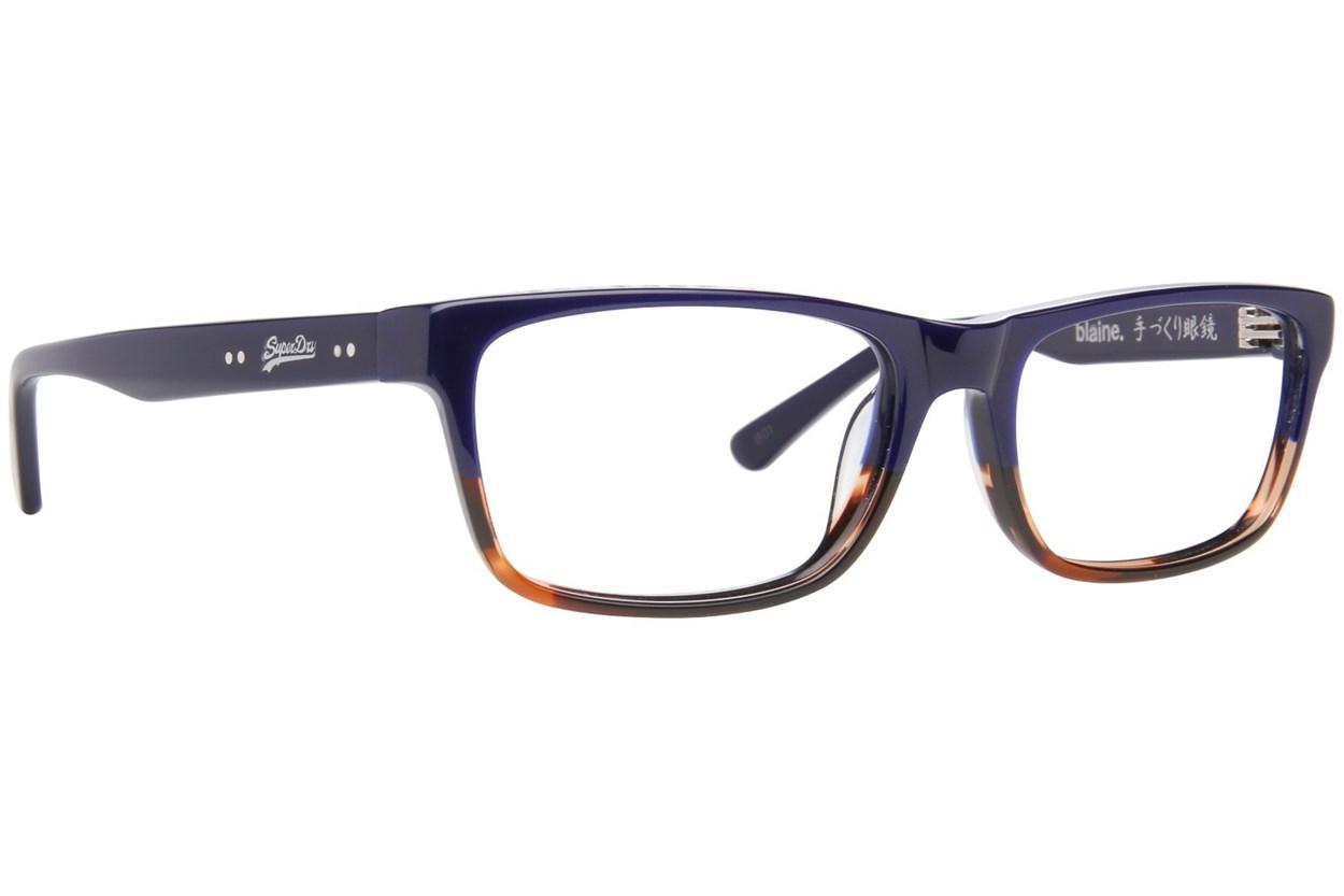 Superdry Blaine Blue Glasses