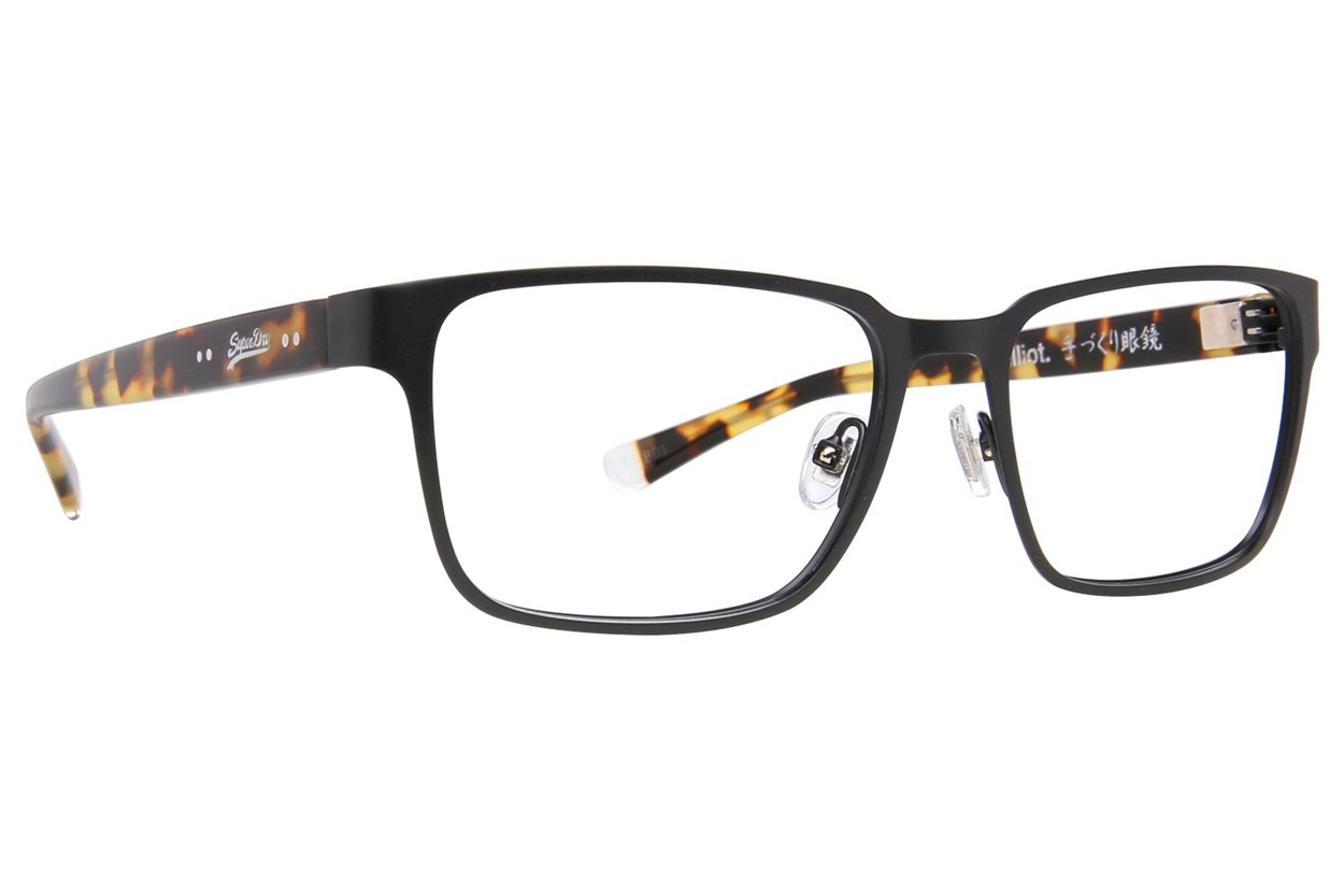 Superdry Elliot Black Glasses