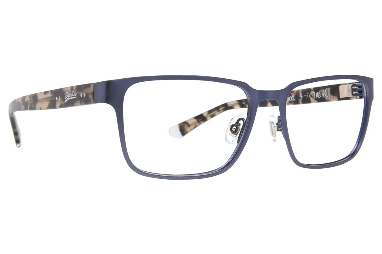 Superdry Elliot Blue Glasses