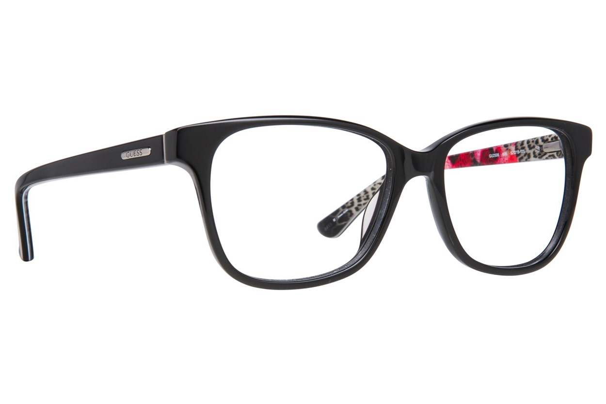 GUESS GU 2506 Black Glasses