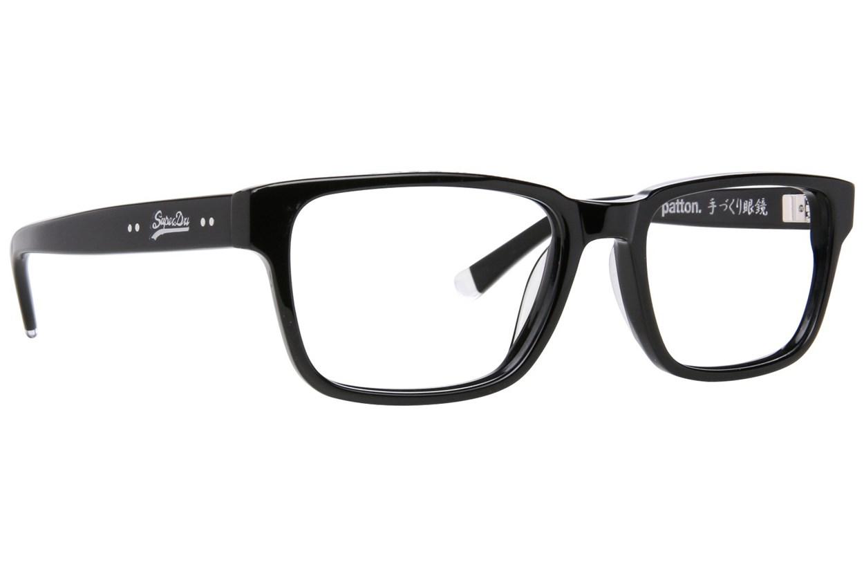 Superdry Patton Black Glasses