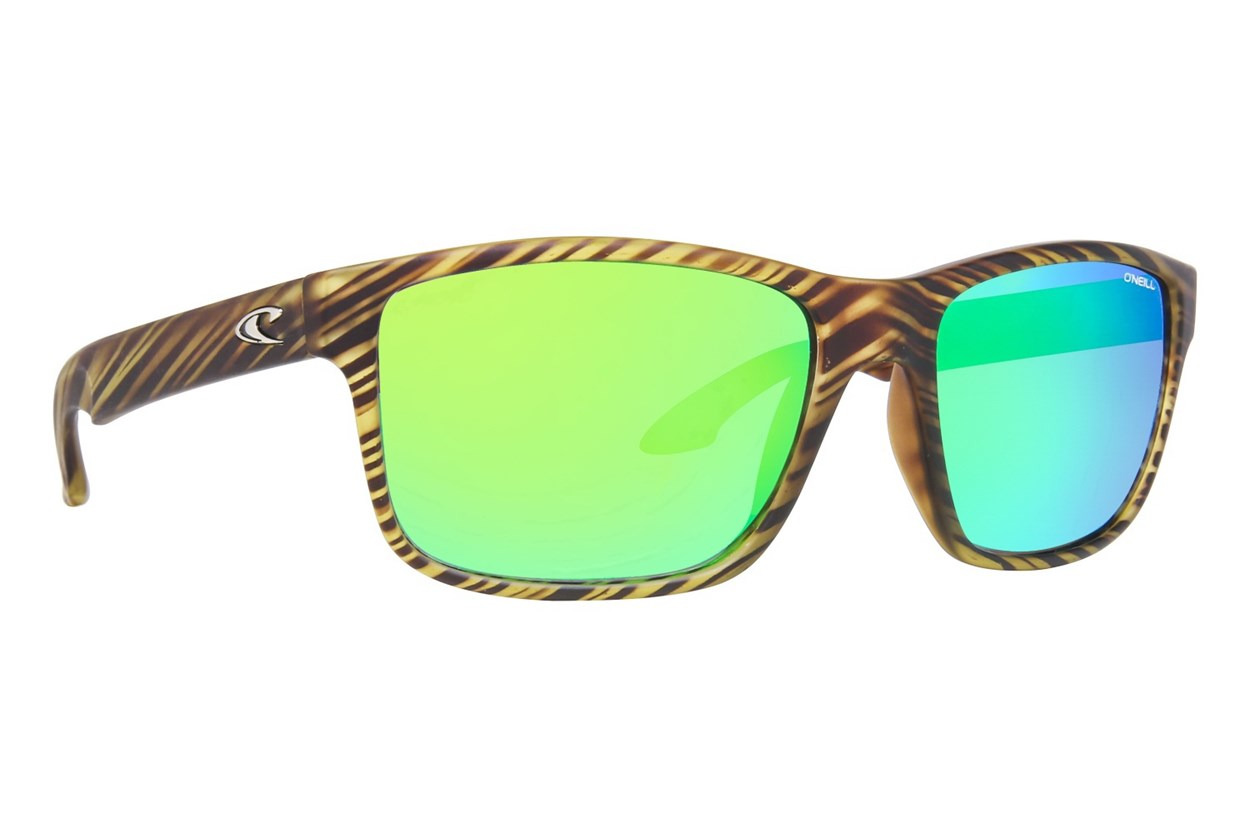 O'Neill Anso Brown Sunglasses