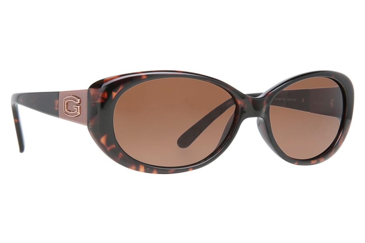 GUESS GU 7261 Tortoise Sunglasses